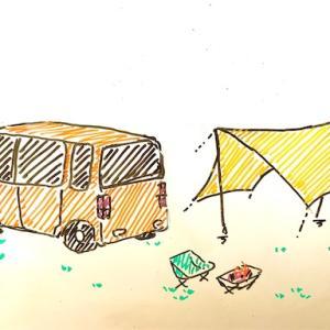 車中泊キャンプをしてみたい。