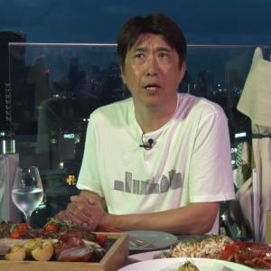 石橋貴明 Visa LINE Payクレジットカード」TV-CM