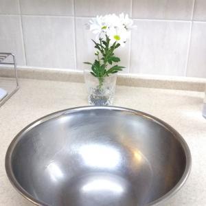洗い桶の断捨離