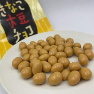砕ける大豆からきな粉の香り!【カルディ】きなこ大豆チョコ