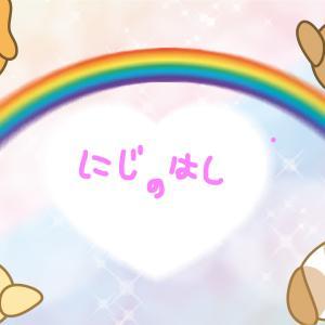 ペットの『虹の橋』ペットロスで悲しみの飼主さんの心が楽になりますように。