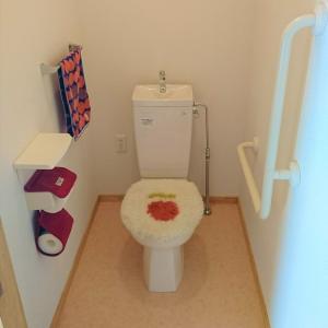 トイレ お掃除編