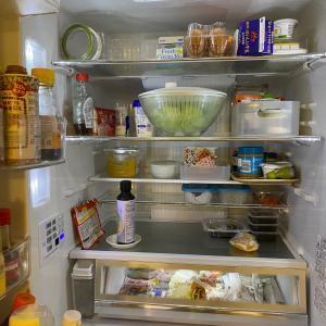 冷蔵庫と食品庫から新しい自分軸