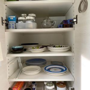 食器棚続き