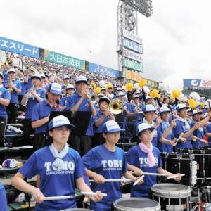 甲子園!夏の高校野球開幕!1日目(8月6日)