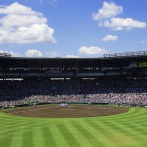 甲子園!夏の高校野球!6日目(8月11日) 高校野球