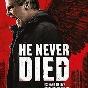 不死身 HE NEVER DIED  Netflix