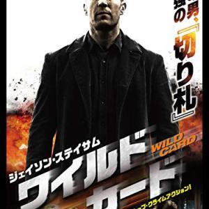 WILD CARD/ワイルドカード  Amazon★3.5、ズー太郎★3.0