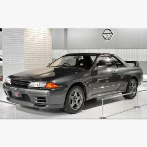 日産スカイラインGT-R 1989年-2002年