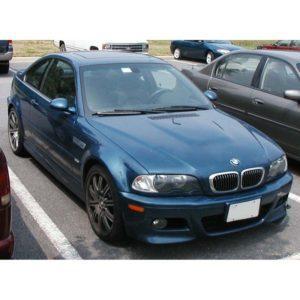 21. BMW E46 M3 2000年-2006年