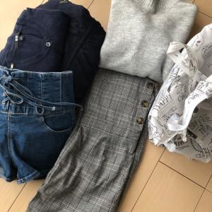 季節先取り冬服を買取へ