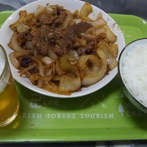 十和田バラ焼作りました!(肉が食べたくなったらバラ焼でしょう?)