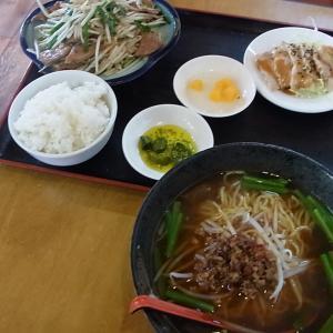台湾料理 美味鮮 新井田店 ニラレバーランチ(青森県八戸市)