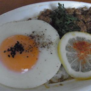 ガパオライスとタコスでお昼ご飯ですよ!レフィーユブティック県庁前店 (茨城県水戸市)