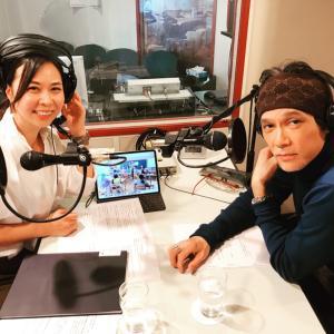 【ラジオ出演】FMヨコハマでHANASOのことをお話ししてきました!
