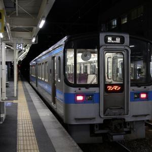 JR四国管内の「全普通列車」表定速度をランク付けしてみた①