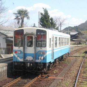 JR四国管内の「全普通列車」表定速度をランク付けしてみた②