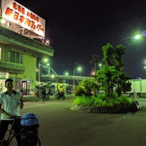 【LIVE旅行記】自転車で北海道一周1日目 舞鶴から新日本海フェリーで小樽へ