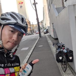 【LIVE旅行記】自転車で北海道一周19日目 苫小牧〜小樽 はじまりの地へ