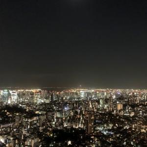 夜景@六本木ヒルズ (10月9日'19)