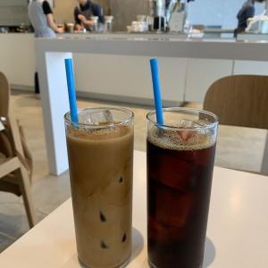 ブルーボトルコーヒー 目黒カフェ (7月'19)