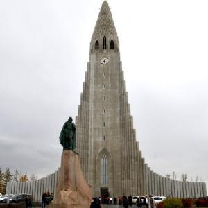 アイスランド旅行<20> レイキャビク(9月22日'19)