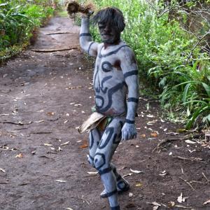 パプアニューギニア旅行<2>2日目 グルポカ山@ゴロカ郊外 (1月5日'20)
