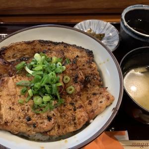 【埼玉】野さか <豚みそ丼> (12月'19)