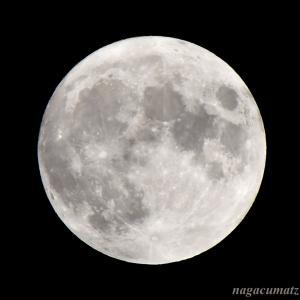 スタージェンムーン 8月の満月 (8月3日'20)