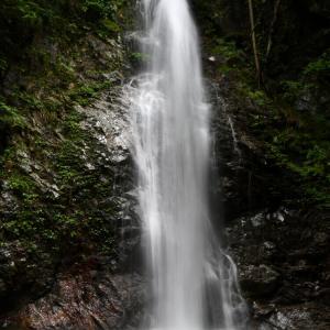 払沢(ほっさわ)の滝@秋川渓谷 (8月2日'20)
