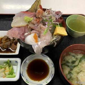 【神奈川】魚市場食堂@小田原港 <和食>(6月'20)