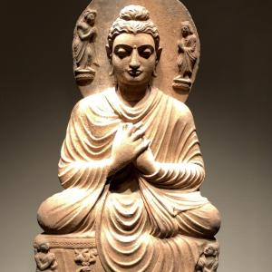 東京国立博物館 <4>東洋館 その1 (9月'20)