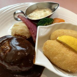 西櫻亭 新宿店 <洋食> (9月'20)