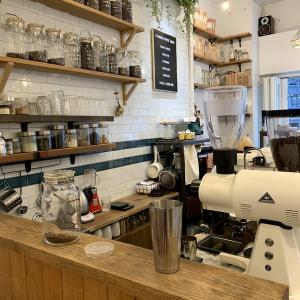 Perch by Woodberry Coffee Roasters <コーヒー専門店> (5月'21)