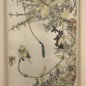 「花と鳥」@ 小山登美夫ギャラリー (7月'21)