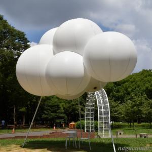 パビリオントウキョウ2021 <2> 藤本壮介「Cloud pavilion(雲のパビリオン)」(7月'21)