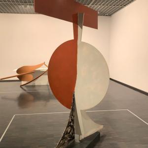 鉄とたたかう 鉄とあそぶ @ 東京国立近代美術館(8月'21)