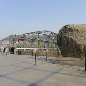 黄河に架かった初の鉄橋!中山鉄橋が重要な観光地になった秘密を探る!