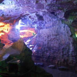 太湖に行くなら西山へ②〜洞天福地・林屋洞で仙人と出会う!〜