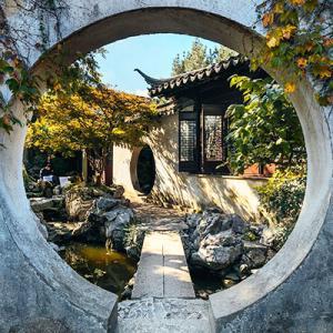 2つの仕掛けを知ってれば楽しさ倍増!蘇州庭園を見に行こう!