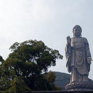 中国人憧れの地?仏教テーマパーク「霊山大仏」に行こう!