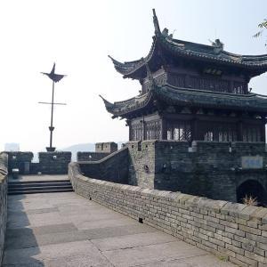本家長城の1/1000。臨海・江南長城の建造目的を考える