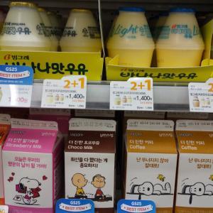 実は落とし穴がある(笑)、韓国コンビニ「1+1」系!ココを要チェックなのね~( *´艸`)!