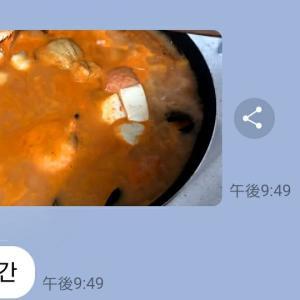 ソウルっ子のお夜食チゲは、具材たっぷり極上ごちそう(*≧ω≦)!実は日韓コラボな仕上がりなの~♪