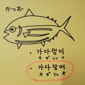 夕方のスーパーの片隅で、もし掘り出せたら(笑)!韓国レシピにも大活躍な、初夏の常備菜を作るよ~♪