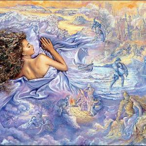 天の川の夢