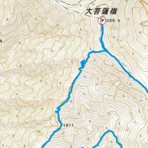 【大菩薩嶺】お手軽に大絶景の稜線をゲット!百名山にも数えられる名峰(VR動画付き)【山行記録】