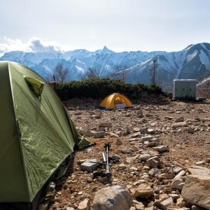 【防犯対策】テント泊時に盗難されないように対策しよう