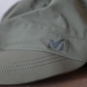 ミレーの究極防水キャップ 「ティフォン50000 ワークキャップ」
