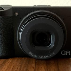 リコー 「GRⅢ」をついに買ってしまった! 開封の儀とファーストインプレッション